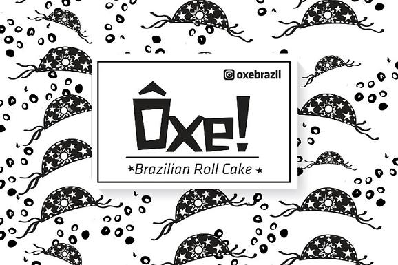Ôxe Brazil Roll Cakes