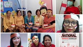 印尼能獨立建國成功實屬不易