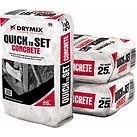 Drymix Hi-Strength Quick to Set Concrete 25kg