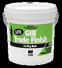 GIB TRADE FINISH® LITE