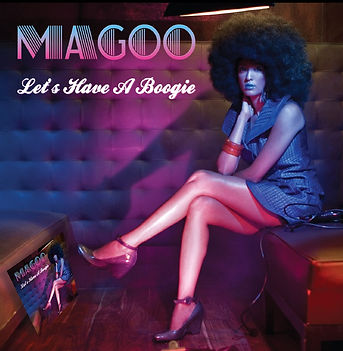 Magoo album - let's have a boogie