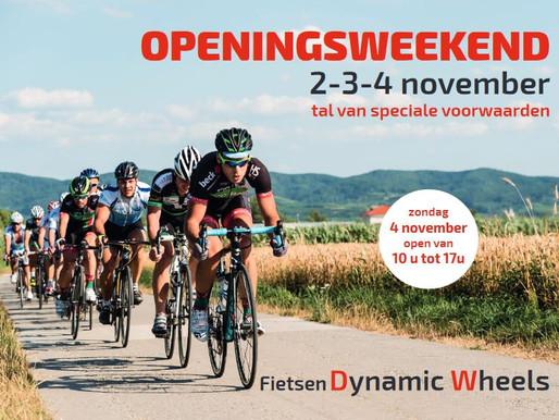 Dynamic Wheels opent nieuwe winkel