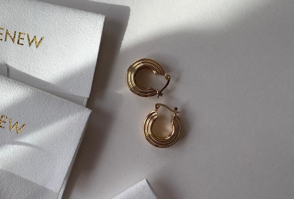 Multilayered Earrings