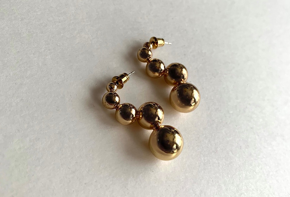 5Ball Earrings