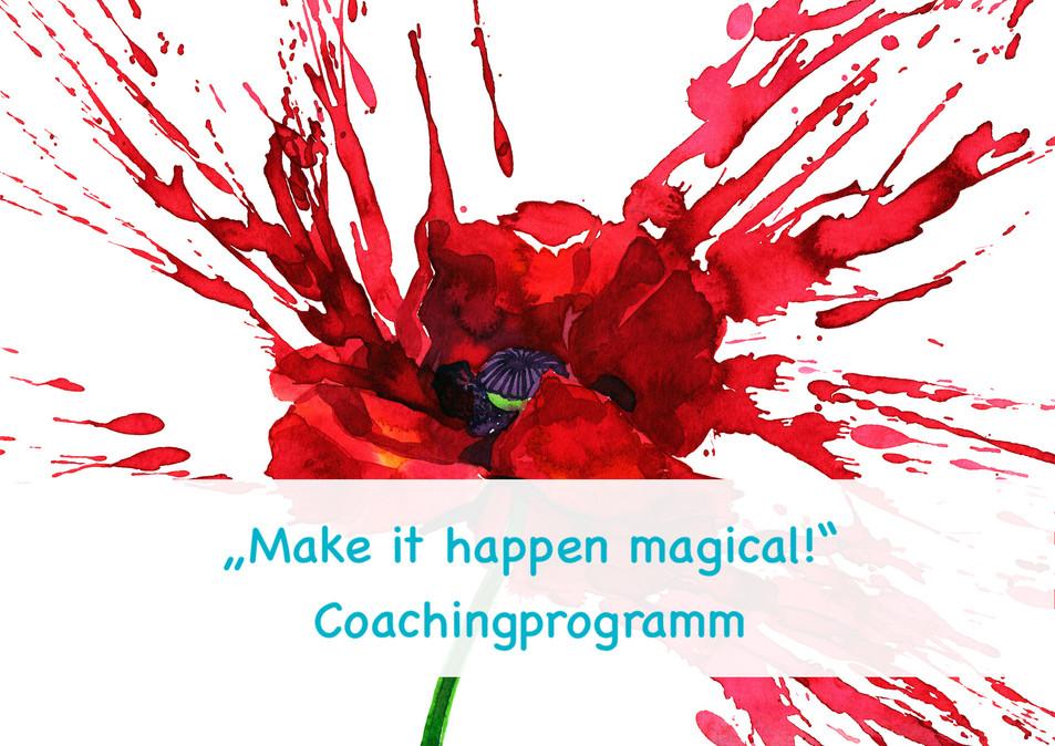 Make it happen magical