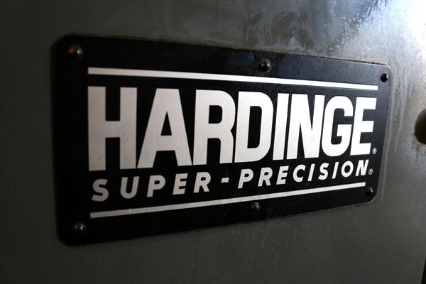Hardinge-Sign