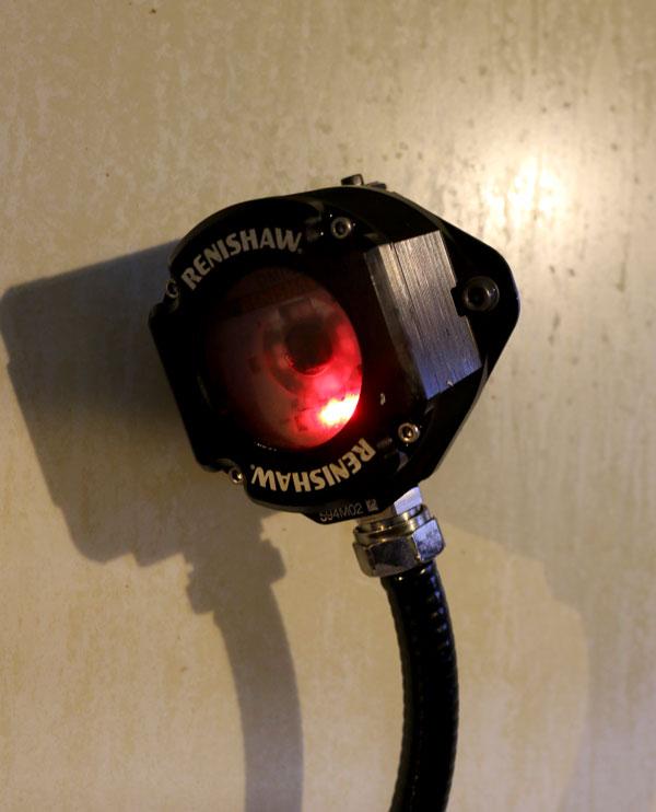 Renshaw-Laser