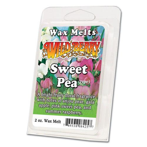Sweet Pea - Wild Berry Wax Melts