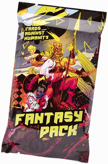 Cards Against Humanity Fantasy Pack