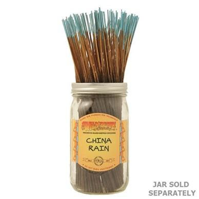 China Rain - Wild Berry Incense 11""