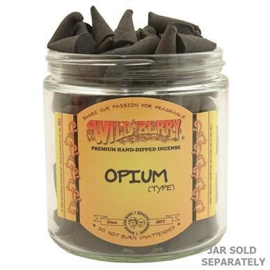 Opium - Wildberry Incense Cone