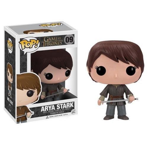 Fuko POP! Game of Thrones Arya Stark 09