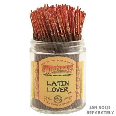 Latin Lover - Wild Berry Incense Shorties