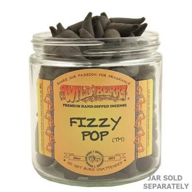 Fizzy Pop - Wildberry Incense Cone