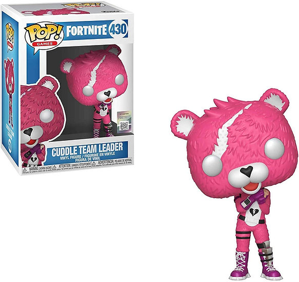 Funko POP! Games Fortnite Cuddle Team Leader 430