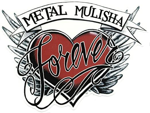 Metal Mulisha Sticker