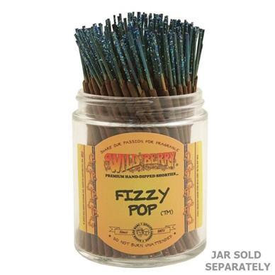 Fizzy Pop - Wild Berry Incense Shorties