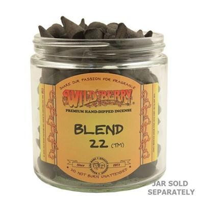 Blend 22 - Wildberry Incense Cone