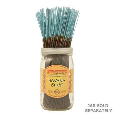 Havana Blue - Wild Berry Incense 11""