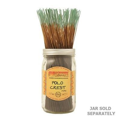 Polo Crest - Wild Berry Incense 11""