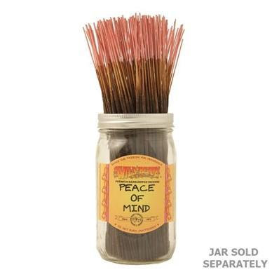 Peace of Mind - Wild Berry Incense 11""