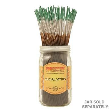 Eucalyptus - Wild Berry Incense 11""