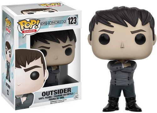 Funko Pop! Games Dishonored 2 Outsider 123