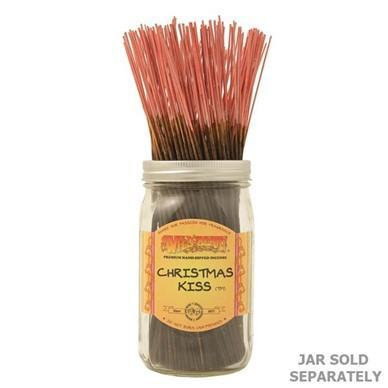 Christmas Kiss - Wild Berry Incense 11""