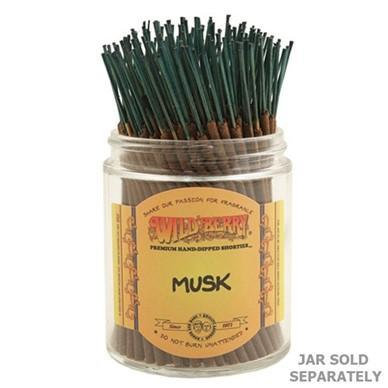 Wusk - Wild Berry Incense Shorties