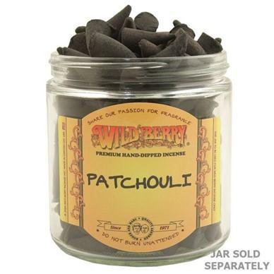 Patchouli - Wildberry Incense Cone