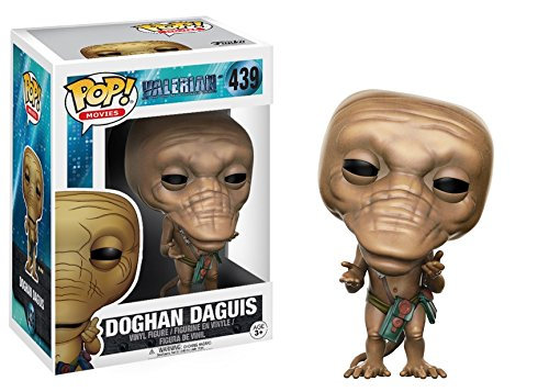 Funko POP! Movies Valerian Doghan Daguis 439