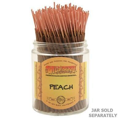 Peach - Wild Berry Incense Shorties