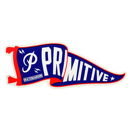 Primitive Skateboarding Sticker