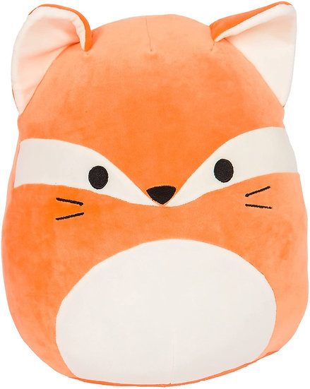 "Squishmallow - 7"" James The Fox"