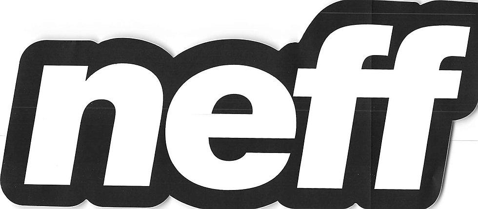 Neff Sticker