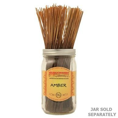 Amber - Wild Berry Incense 11""