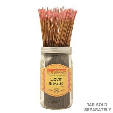 "Love Shack - Wild Berry Incense 11"""