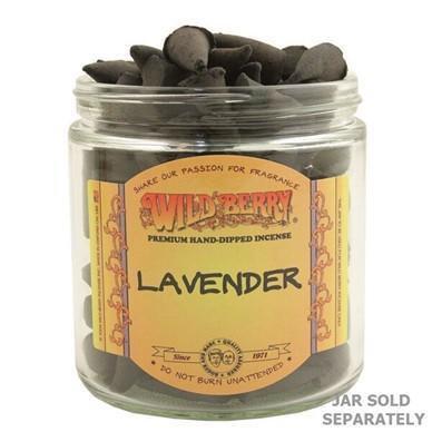 Lavender  - Wildberry Incense Cone