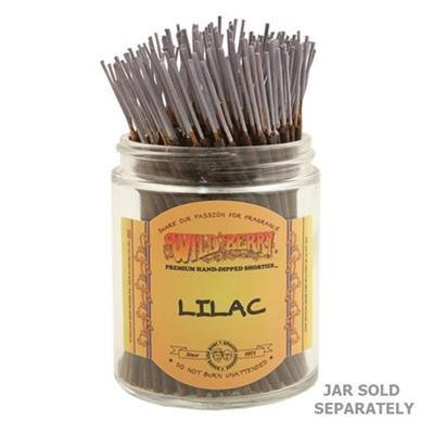Lilac - Wild Berry Incense Shorties
