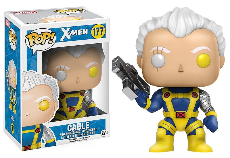Funko POP! X-Men Cable 177