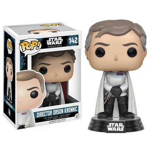 Funko POP! Starwars Rogue One Director Orson Krennic 142
