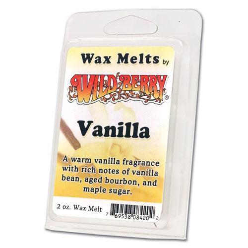 Vanilla - Wild Berry Wax Melts