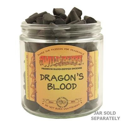 Dragon's Blood - Wildberry Incense Cone