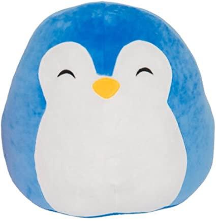 "Squishmallow - 7"" Puff The Penguin"