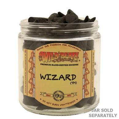 Wizard  - Wildberry Incense Cone