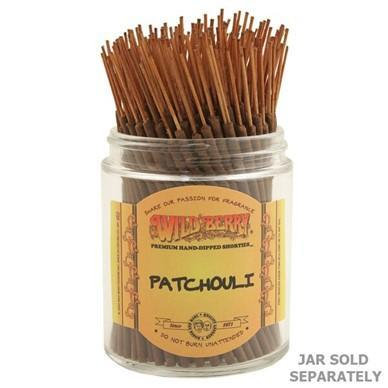 Patchouli - Wild Berry Incense Shorties