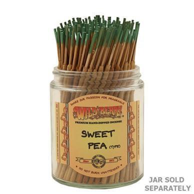 Sweet Pea - Wild Berry Incense Shorties