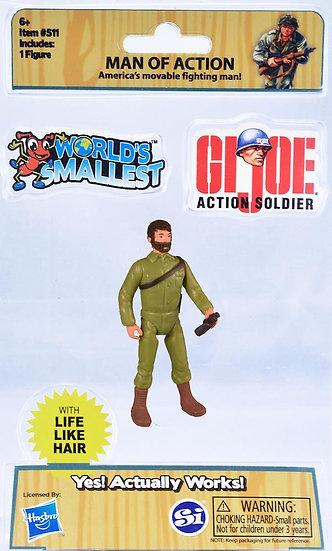 World's Smallest - GI Joe Action Soilder