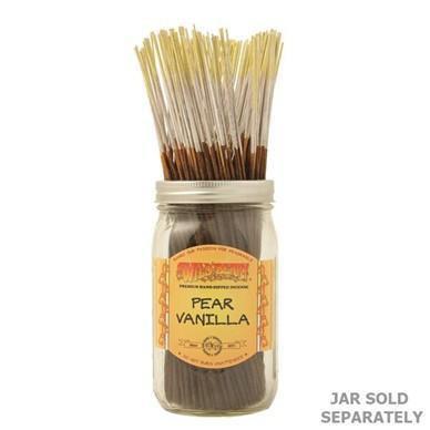 """Pear Vanilla - Wild Berry Incense 11"""""""