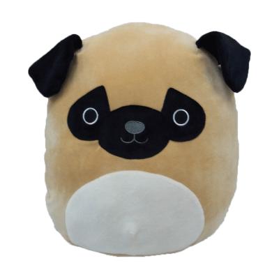 "Squishmallow - 7"" Prince The Pug"